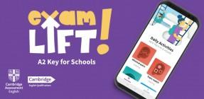 Exam Lift: A2 Key for Schools